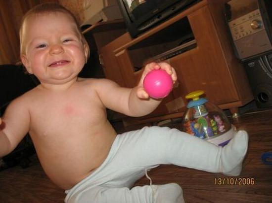 ребенка в 3 года: